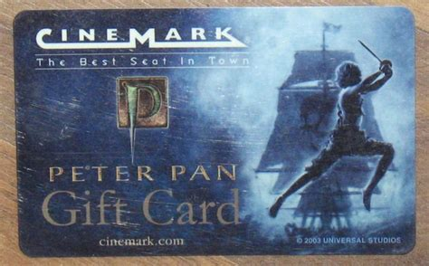 Movie Theatre Gift Card - unused cinemark movie theatre gift card 25 value free ship