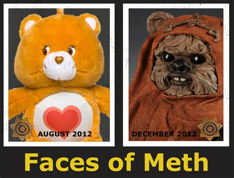 Care Bear Meme - faces of meth duck duck gray duck