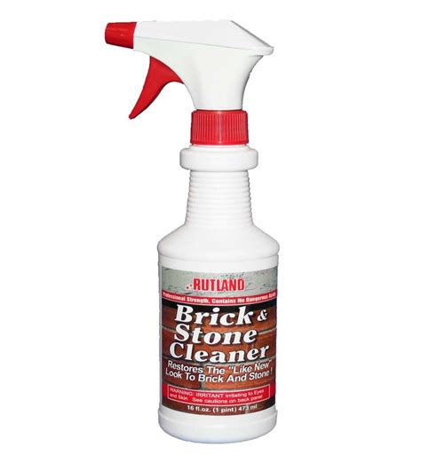 brick cleaner collection accessories