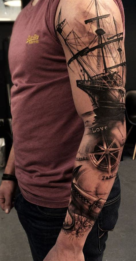 gladiator kompletter film sailor ship compass tattoo best tattoo ideas designs