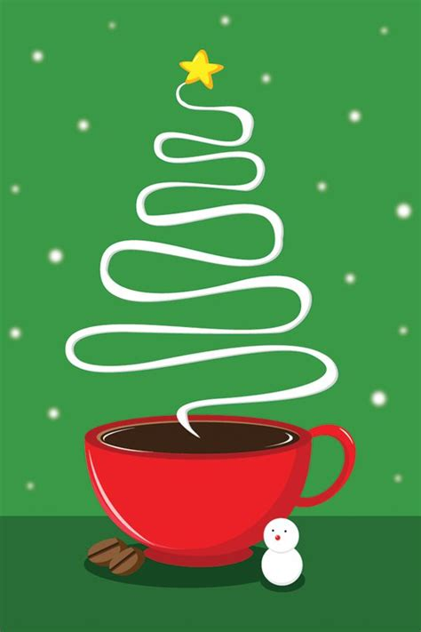 25  best ideas about Christmas Coffee on Pinterest   Coffee lovers, Crochet christmas cozy and