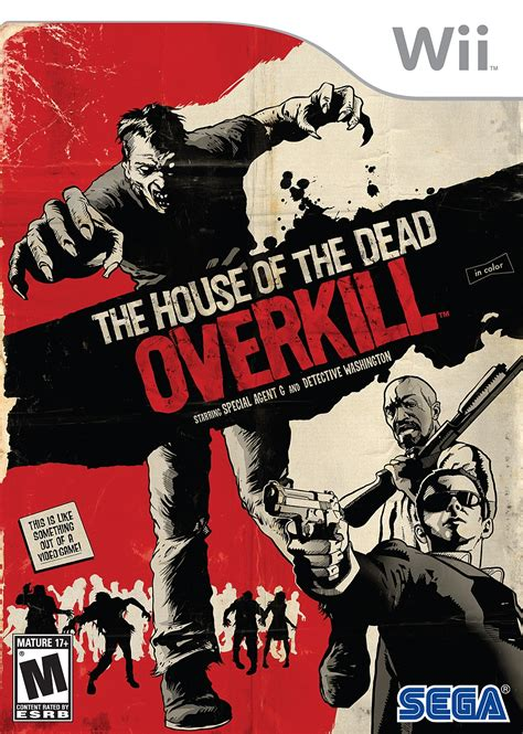 house of the dead overkill the house of the dead overkill review ign