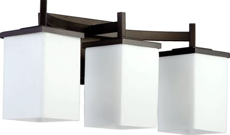 delta bathroom lighting quorum lighting 5084 3 86 delta modern contemporary