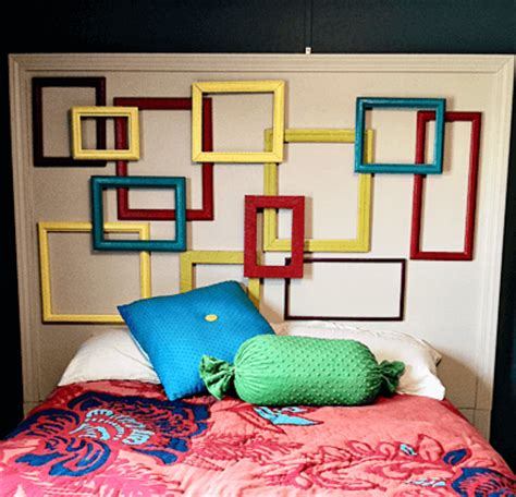 Picture Frame Headboard Ideas by 16 Awesome Headboard Ideas You Can Do By Yourself