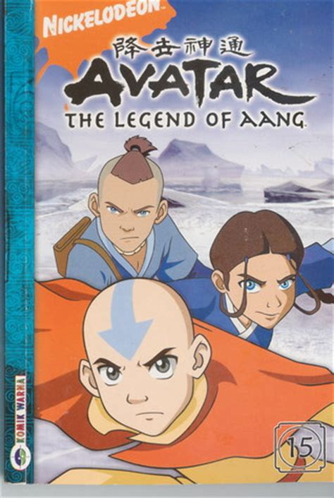 Avatar The Legend Of Aang Volume 9 Komik Berwarna avatar volume 15 the legend of aang by michael dante dimartino reviews discussion bookclubs