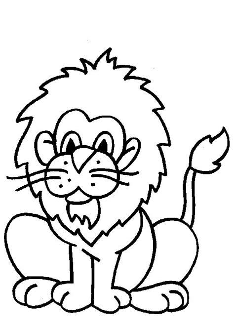 clipart da colorare leoni da colorare immagini gif animate clipart 100