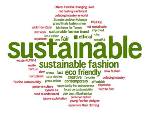 Great Green Idea Eco Friendly Denim by Sustainable Clothing We Reveal 4 Myths About Fresh