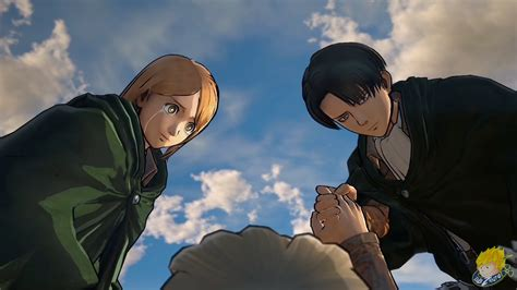 Gamis Levis attack on titan ps4 ps3 captain levi s gameplay