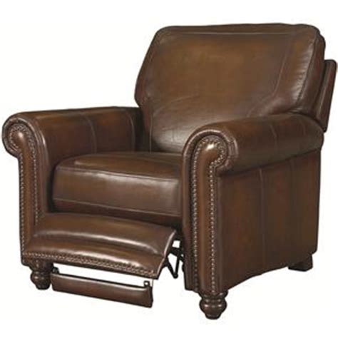 bassett hamilton 3958 traditional 4 seat reclining