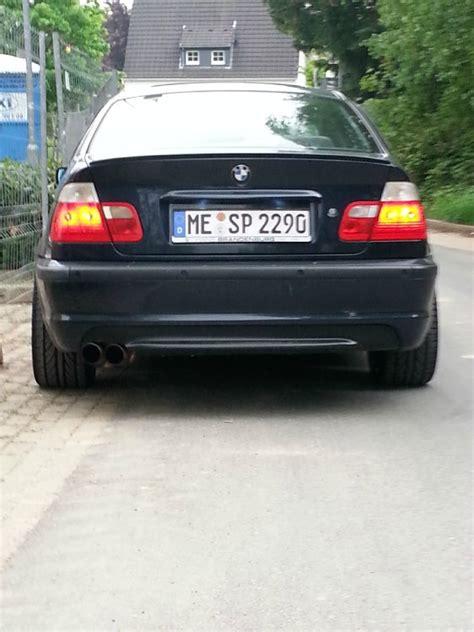 Tieferlegen Trotz H Kennzeichen by E46 320i It Swinter 3er Bmw E46 Quot Limousine