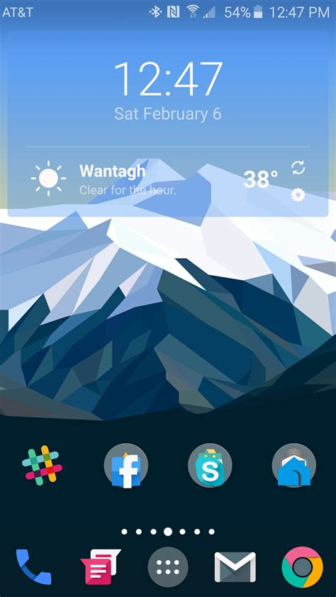 home screens for android home screen layouts and how to theme them android central