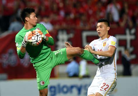 hong kong new year soccer was it a goal nil nil draw against china hailed as
