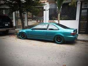 Honda Civic Ex Coupe 1995 Picture Of 1995 Honda Civic Ex Coupe Exterior