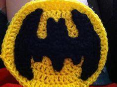 free crochet pattern batman logo crocheted batman logo free crochet applique pattern