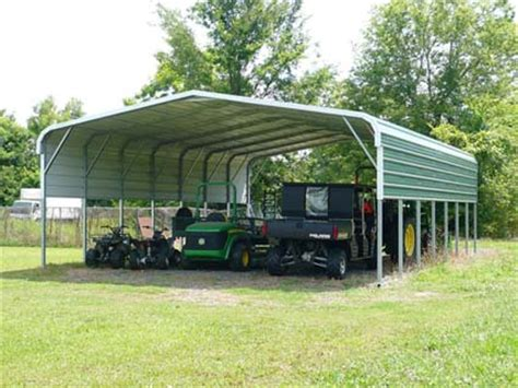 24x24 Carport 24 X 36 X 12 Standard Eco Friendly Steel Carport W