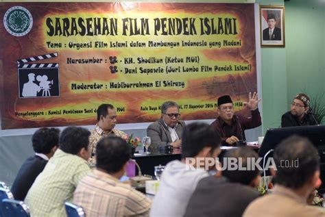 film pendek islami pemerintah diminta makin peduli pada pesantren republika
