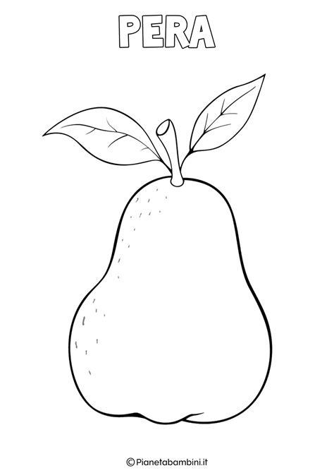 disegni da colorare fiori e frutta disegni di frutta invernale da colorare pianetabambini it