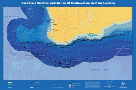 Continental Shelf Australia continental shelf australia map