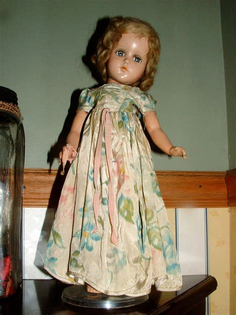 1940s composition doll what a doll 1940s arranbee southern collectors weekly