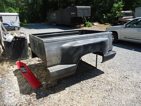 S10 Stepside Bed by 88 98 Chevy Truck In Parts Accessories Ebay Autos Post