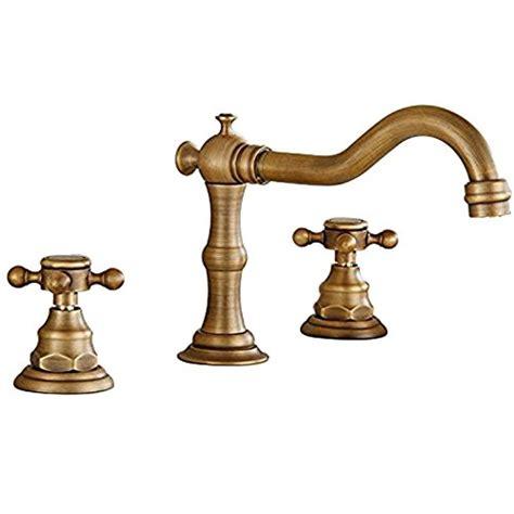 antique brass faucets compare