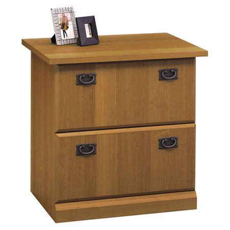 bush mission pointe 2 drawer lateral file cabinet maple