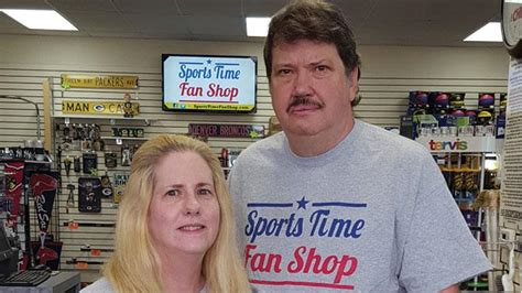 Sports Time Fan Shop In Newmarket Square Going Out Of