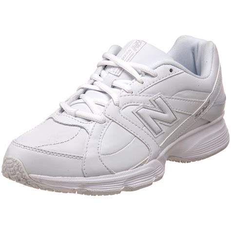new balance womens ww512 walking service shoe in white lyst