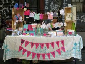 table booth set diy craft show display nycrochet and i at our first craft fair by