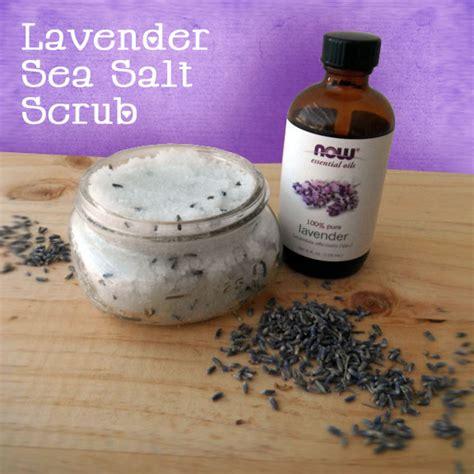 diy sea salt scrub paula parrish lavender sea salt scrub diy