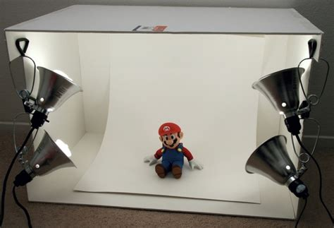 A Light In The Box by I Built A Lightbox For 0 Photography