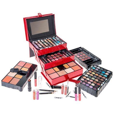 Makeup Kit shany all in one makeup kit eyeshadow blushes powder