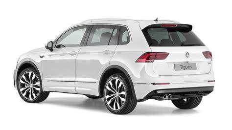 2017 Volkswagen Tiguan Review Caradvice
