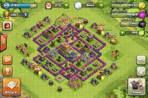 700 X 466 220 Kb Jpeg Clash Of Clans Defense Town Hall Level 7 » Home Design 2017
