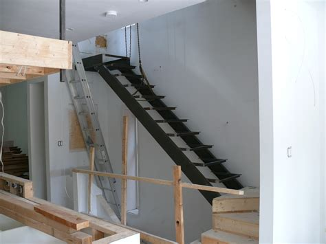 metal stairs steel stair stringers easy stair stringers ideas