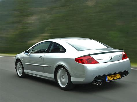 peugeot coupe photo exterieur peugeot 407 coupe et photo interieur