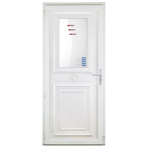 porte d entr 233 e pvc blanc porte entr e vitr e