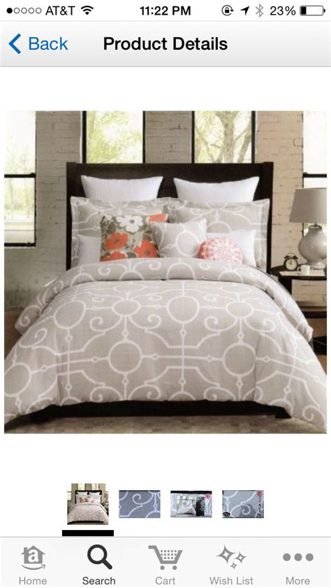 neutral color bedding pop of color with neutral bedding bedroom pinterest