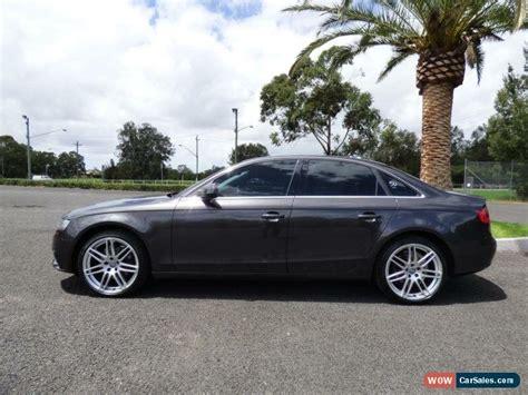 Audi A4 B8 Grau by Audi A4 For Sale In Australia