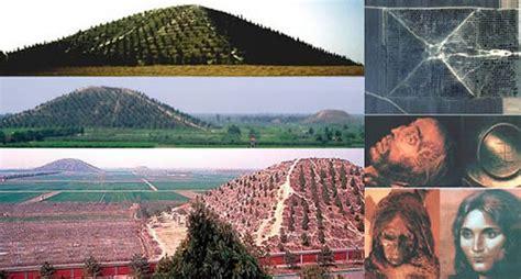 imagenes ocultas del mundo que misterio esconden las pir 225 mides ocultas de china
