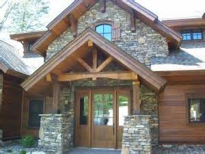 stacked stone craftsman style home dream home house styles home craftsman style homes
