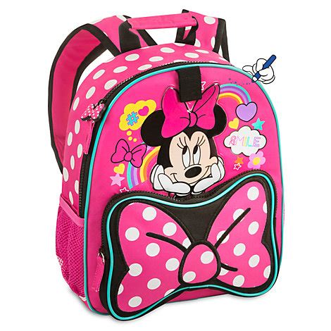 Minnie Mouse Toddler Backpack minnie mouse junior backpack