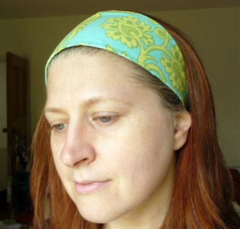 sewing pattern headband double sided headband by stitchedtog sewing pattern