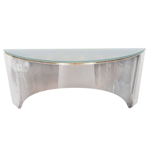 modern wall mounted console table wall mounted console tables at 1stdibs
