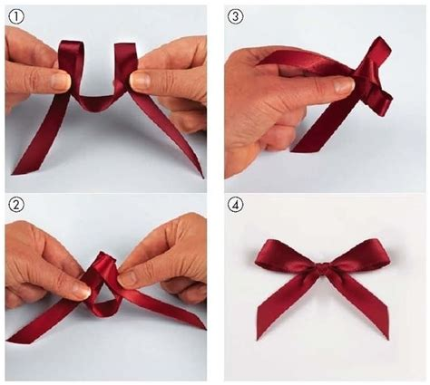 tutorial fiocco con organza fiocco semplice wedding pinterest ribbon crafts