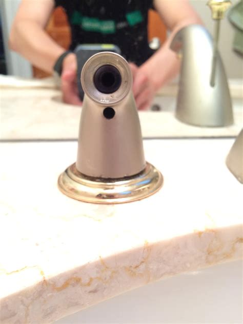faucet how to fix leaky bathroom sink double handle moen how to replace double handle faucet for bathroom sink