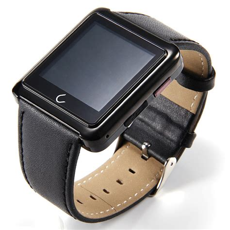 Smartwatch Gt08 Black Smart Smartwatch U10 u10 u waterproof anti lost bluetooth smart