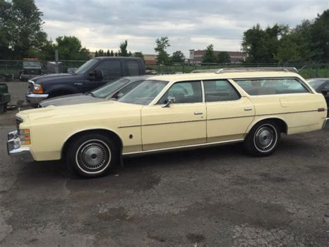 Ford Station Wagon Ford Ltd Station Wagon For Sale Photos Technical