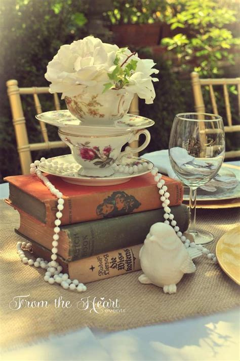 high tea kitchen tea ideas 25 best ideas about tea centerpieces on