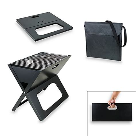 bed bath and beyond grill x grill portable charcoal grill bed bath beyond